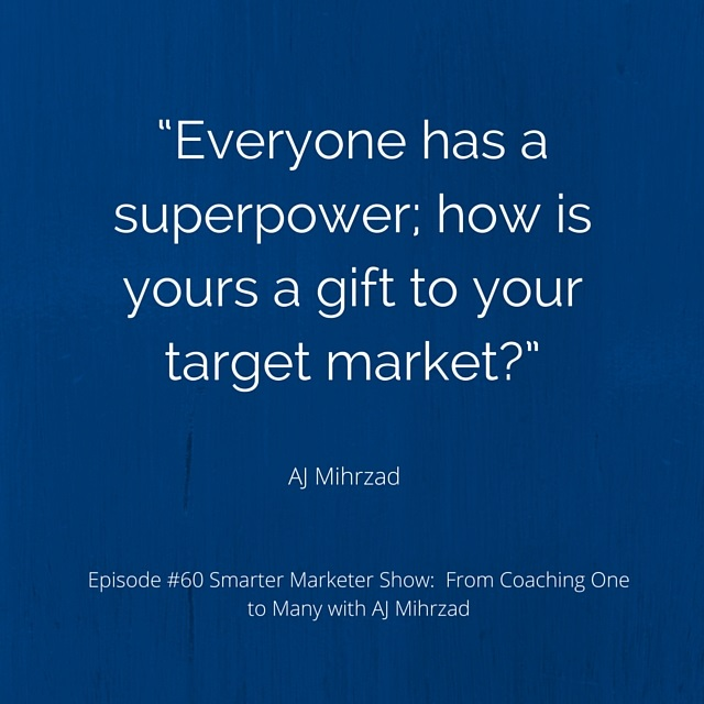 SMP 0060: From Coaching One to Many with AJ Mihrzad