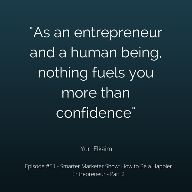 SMP 0051: How to Be a Happier Entrepreneur – Part 2