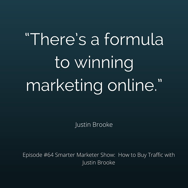 SMP 0064: How to Buy Traffic with Justin Brooke