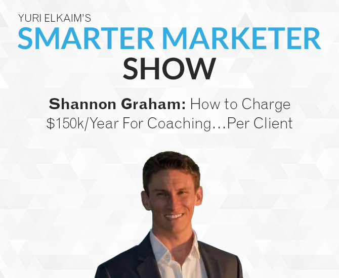 SMP 0004: Shannon Graham – How to Charge $150k/Year For Coaching…Per Client