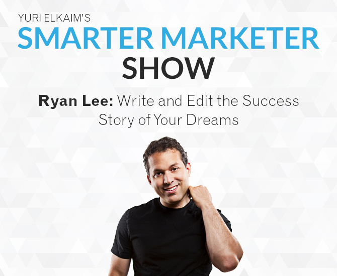 SMP 0007: Ryan Lee — Write and Edit the Success Story of Your Dreams