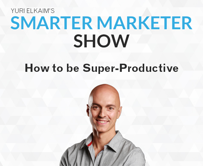 SMP 0010: How to be Super-Productive