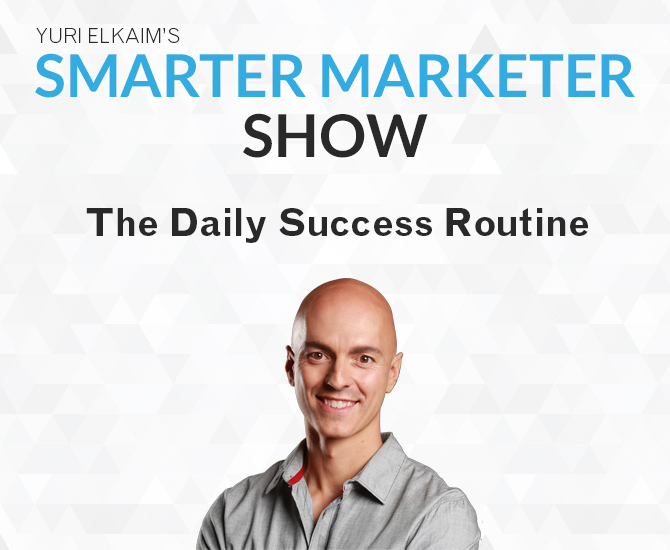 SMP 0012: The Daily Success Routine