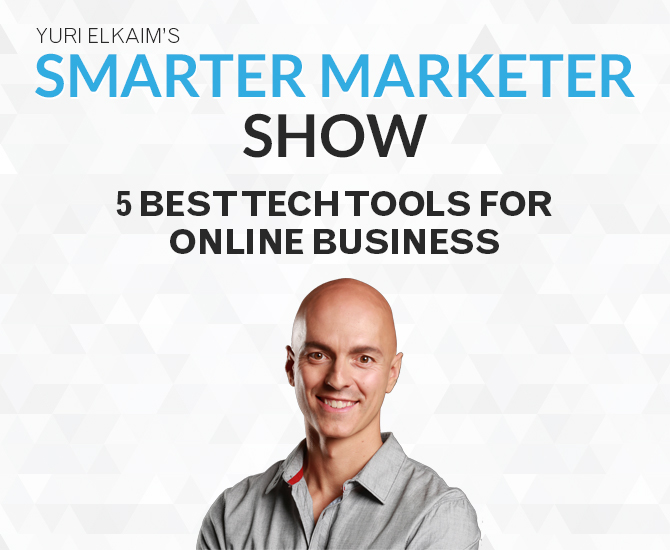 SMP 0019: 5 Best Tech Tools for Online Business
